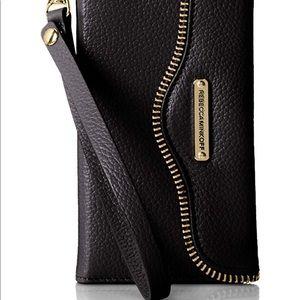 Rebecca Minkoff iPhone plus wallet case
